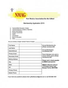 Membership App Image