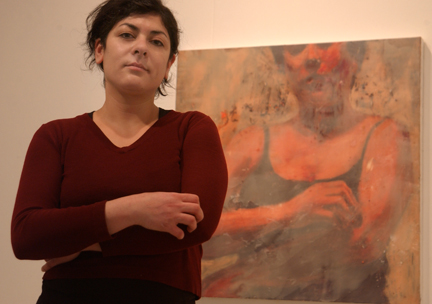 Mona Shahid, Artist.
