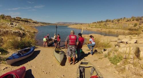Espanola Kayak Class