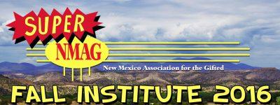 Super NMAG 2016 Fall Institute