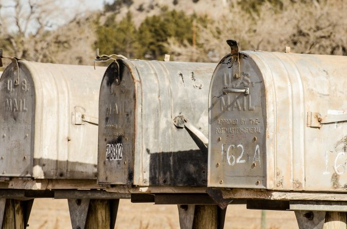 Photo of New Mexico Mailboxes